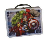 Marvel Avengers Large Carry All Tin Lunch box