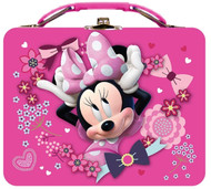 Disney Minnie Mouse Large Carry All Tin Lunch box