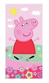 Peppa Pig Bath Towel- Pink