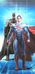 Batman V Superman Beach Towel