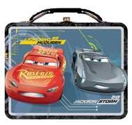 Large Carry All Tin Lunchbox (McQueen and Storm)