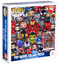 Funko Marvel Pop Puzzle (1000 Piece)