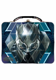 Marvel Black Panther Large Carry All Tin Lunch box