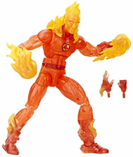 Fantastic Four Legends The Human Torch