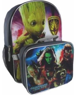 62b9ec9846 Guardians of the Galaxy Vol 2 with Lunch Bag