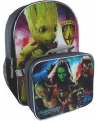 Guardians of the Galaxy Vol 2 with Lunch Bag