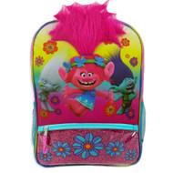 """Trolls 16"""" Backpack - Poppy's Hair"""
