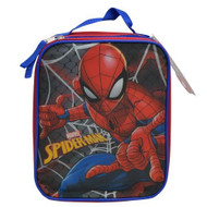 Spiderman Lunch Bag Tote