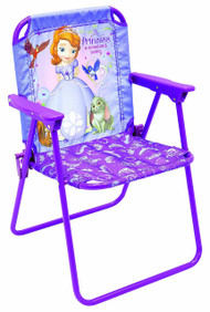 Disney Sofia the First Patio Chair