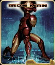Marvel Iron Man Fleece Throw
