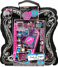 Monster High Stick-On Styles Picture Frame