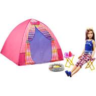 Barbie Camping Fun Tent