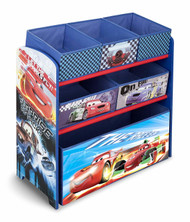 Multi-Bin Toy Organizer, Disney/Pixar Cars