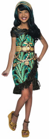 Monster High Action Cleo de Nile Costume -Large