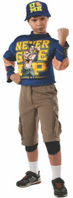WWE Deluxe Muscle-Chest John Cena Costume - Medium