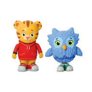 Daniel Tiger and O the Owl Figures