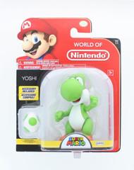World of Nintendo Green Yoshi Figure