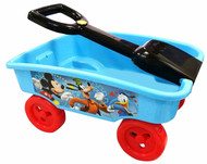 Mickey Mouse Shovel Wagon