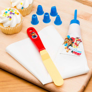 Paw Patrol Baking Tools