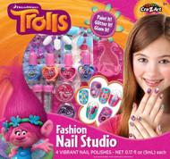 Cra-Z-Art Trolls Nail Studio Building Kit