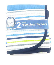 Gerber 2pk Thermal Receiving Blankets