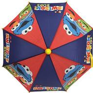 Sesame Street Elmo Boys Girls Umbrella