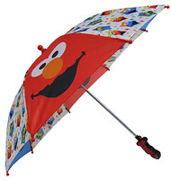 123 Sesame Street Boys Umbrella