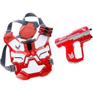 HALO Spartan Assault Battle Armor Gear Set -- RED