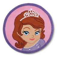 Sofia the First Bath Room Rug