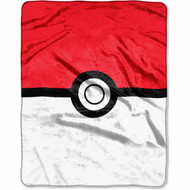 Pokemon Pokeball Silk Touch Throw