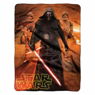 "Star Wars ""Force Trio"" Throw Blanket"
