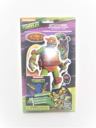 TMNT Activity Book with Wooden Figure