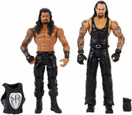 WWE Roman Reigns and Undertaker 2pk figure