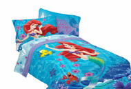 Little Mermaid Twin Comforter