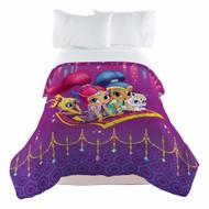 Shimmer and Shine Twin Comforter