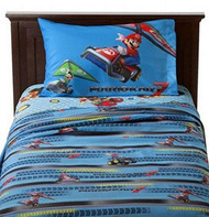 Super Mario Twin Sheet Set