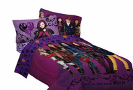 Descendants Twin/Full Comforter and Sham