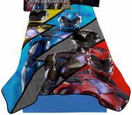 Power Ranger Blanket