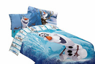 Disney Frozen Olaf Twin/Full Comforter