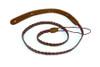 Mandolin - Braided Fabric- Brown
