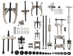 13 Ton Capacity Puller Set