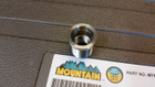 Mountan steel alloy spark plug insert for 9200 kit