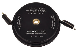 Retractable Test Lead Reel-1
