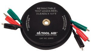 Retractable Test Leads Reel-3