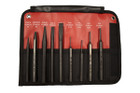 9 Piece Punch and Chisel Set