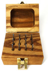 """12 Piece 1/8"""" Shank Carbide"""