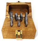 10 Piece Carbide Burr Set