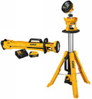 20V MAX Compact Tripod Light