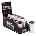 "1/4"" NPTF ColorFit Couplers M"