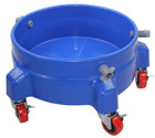 Blue Bucket Dolly